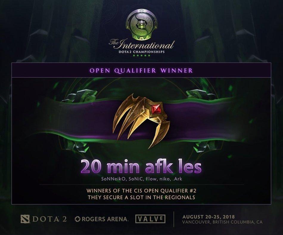 20minafkles qualified