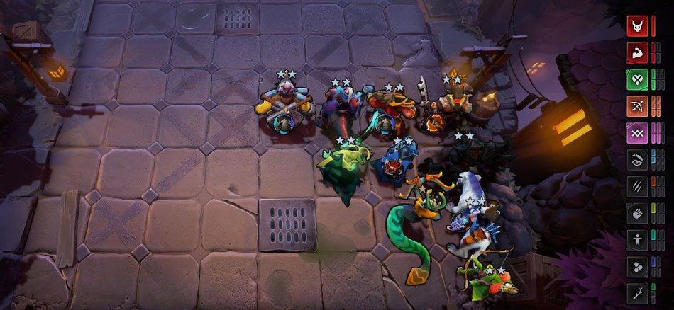 6 Hunters + Warlocks Late Game