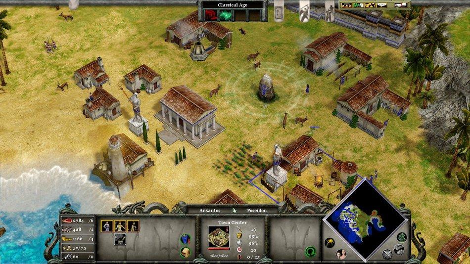 Age of Mythology Best Fantasy Video Game