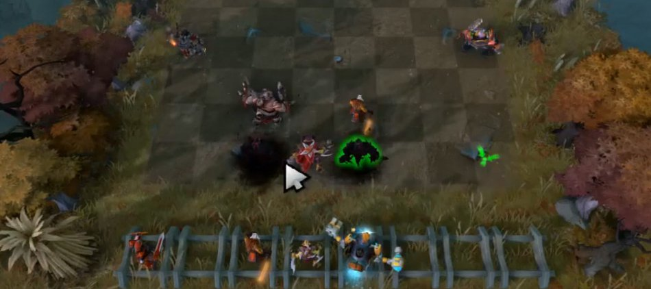 Auto Chess Split Formation