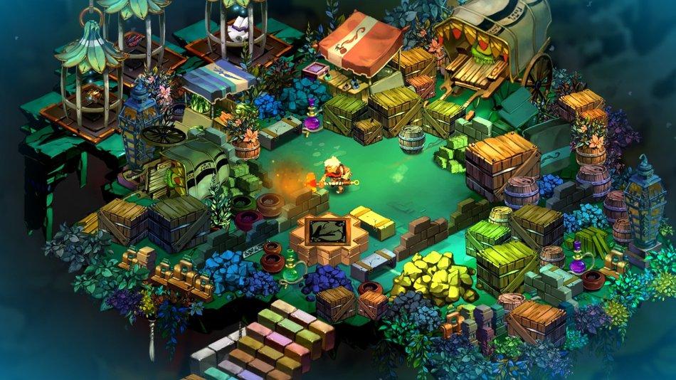 Bastion Best Fantasy Video Game
