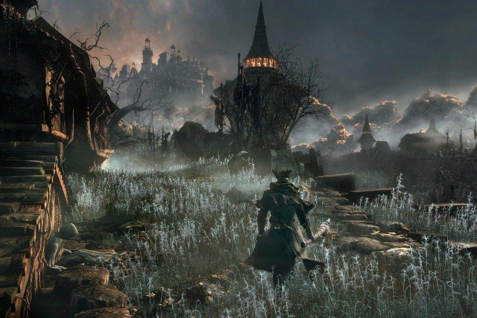 Bloodborne Best Fantasy Video Game