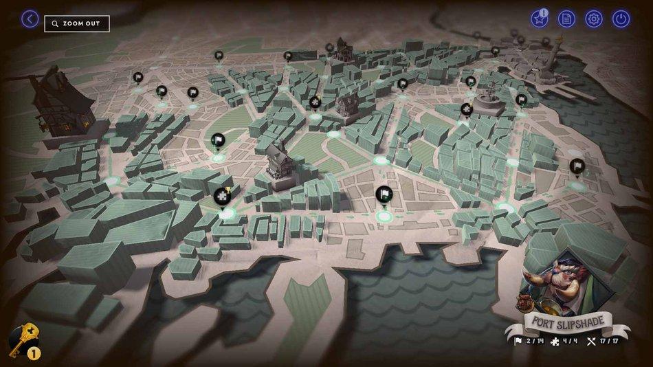 City Crawl Jull Port Slipshade