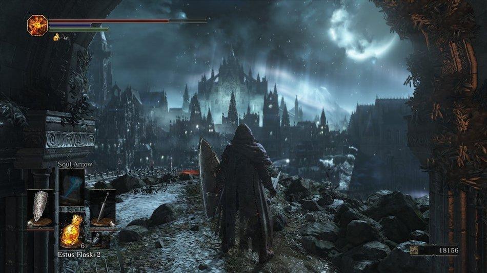 Dark Souls Best Fantasy Video Game