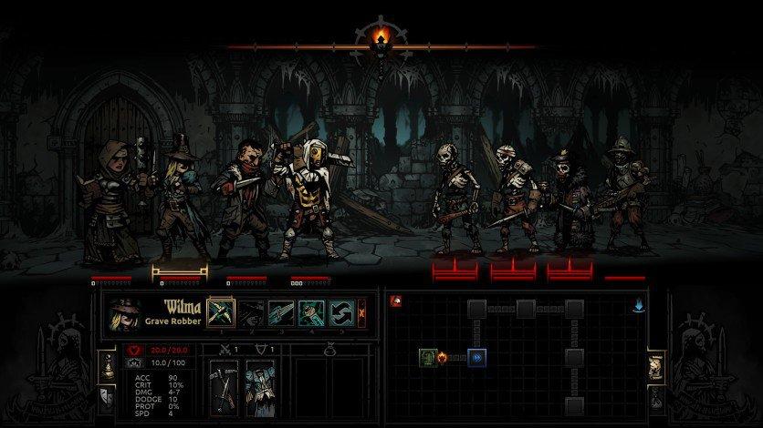 Darkest Dungeon Best Fantasy Video Game