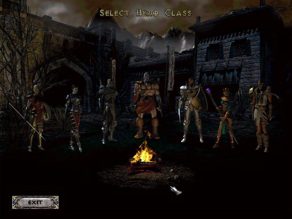 Diablo 2 Best Fantasy Video Game