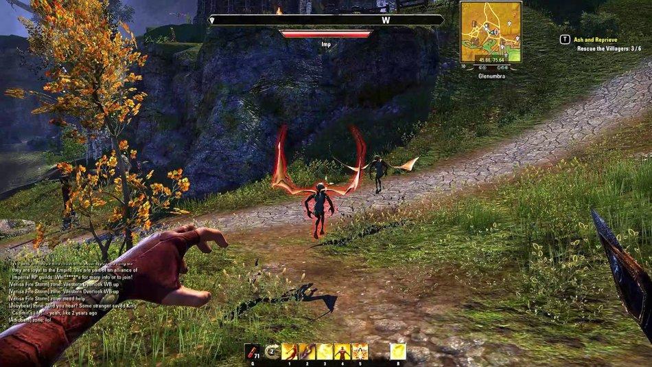 Elder Scrolls Online Best Fantasy Video Game