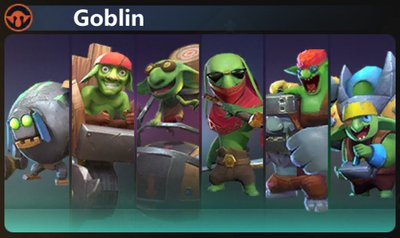 Goblins + Mech Auto CHess Mobile