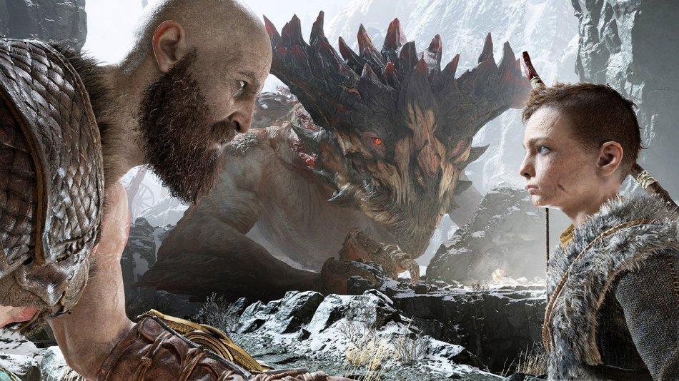 God of War Best Fantasy Video Game