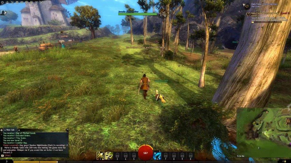 Guild Wars 2 Best Fantasy Video Game