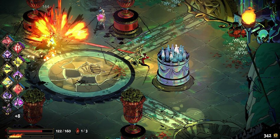 Hades Best Fantasy Video Game