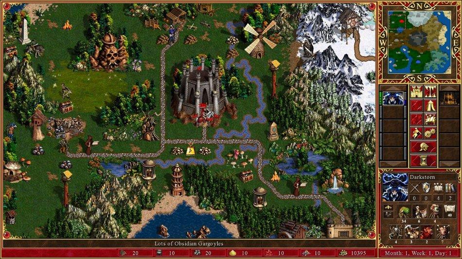 Heroes 3 Best Fantasy Video Game