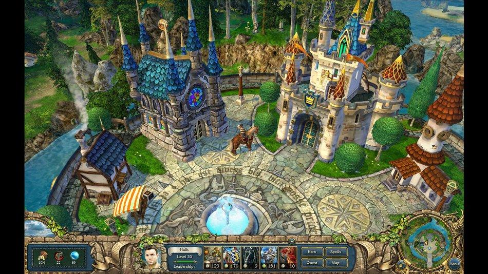 King's Bounty Best Fantasy Video Game