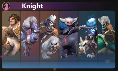Auto Chess Mobile Knights