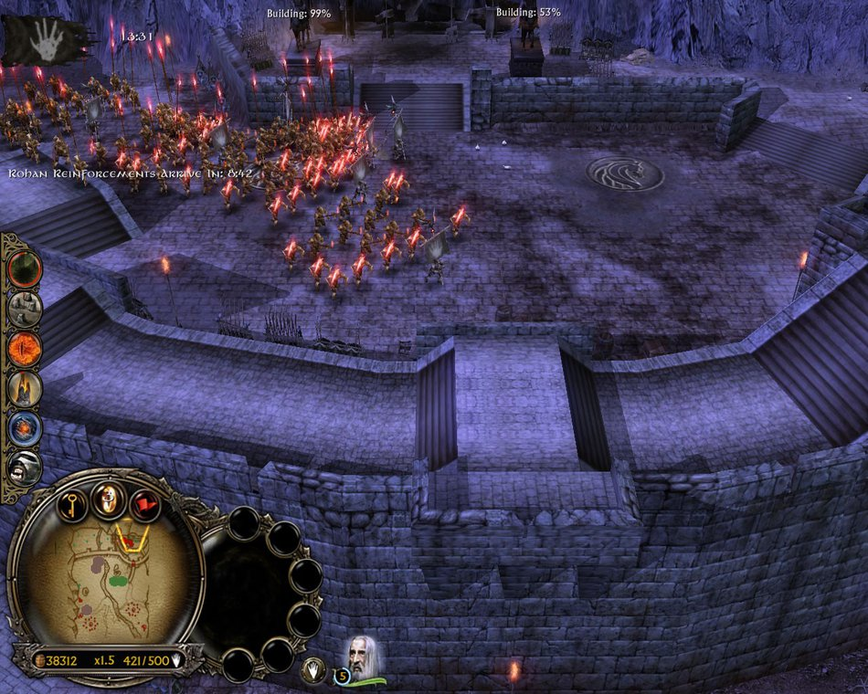 Lord of the Rings Battle for Middle Earth 2 Best Fantasy Video Game
