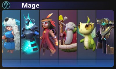 Mages Auto CHess MObikle