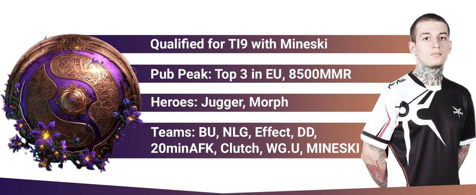 Nikobaby Promo stats with Aegis