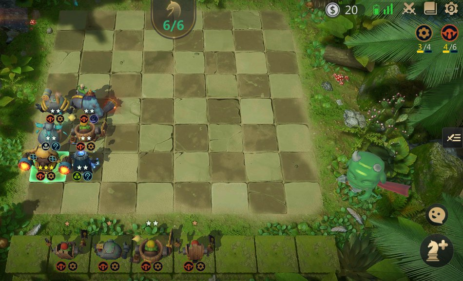 Positioning Basics Auto Chess Mobile