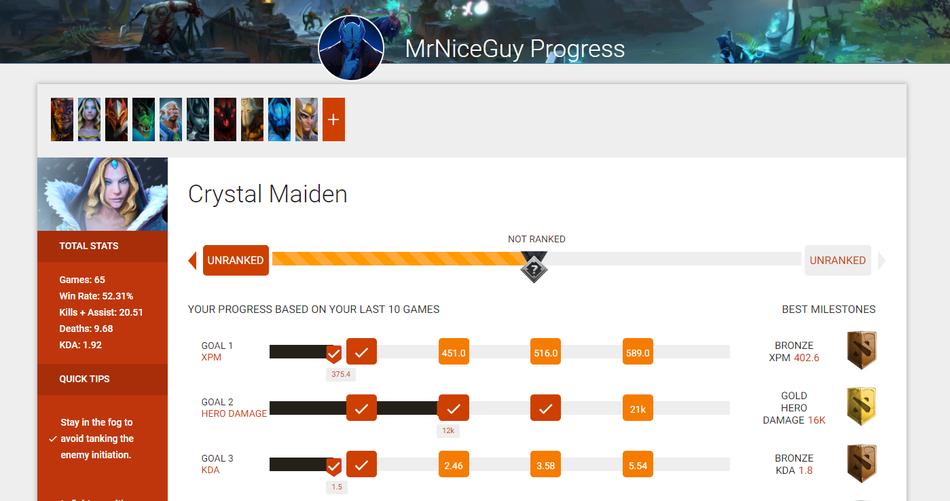 Screenshot Progress CM