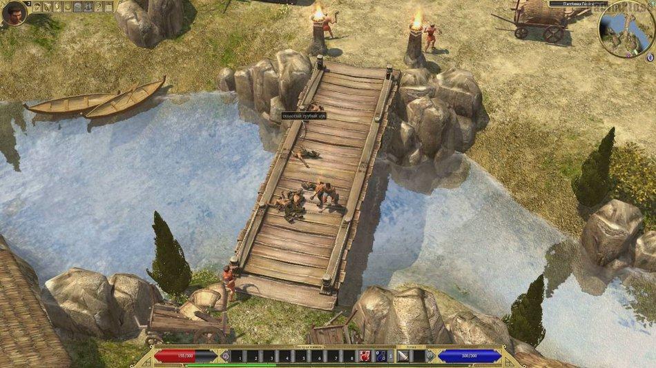 Titan Quest Best Fantasy Video Game