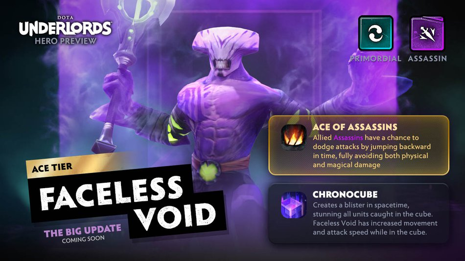 Underlords Faceless Void