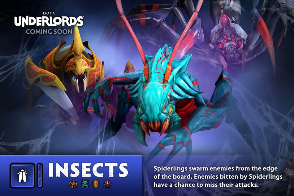 Underlords Insects Alliance