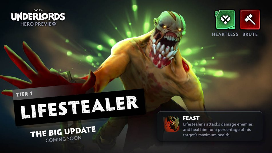 Underlords Lifestealer