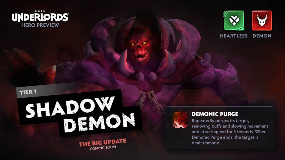 Underlords Shadow Demon