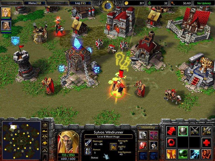 Warcraft 3 Best Fantasy Video Game