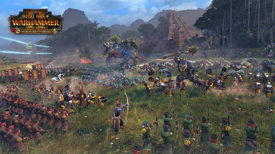 Warhammer Total War Best Fantasy Video Game