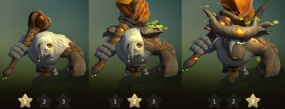 Auto Chess Economy Guide: Warpwood Sage Upgrades
