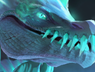Winter Wyvern Portrait