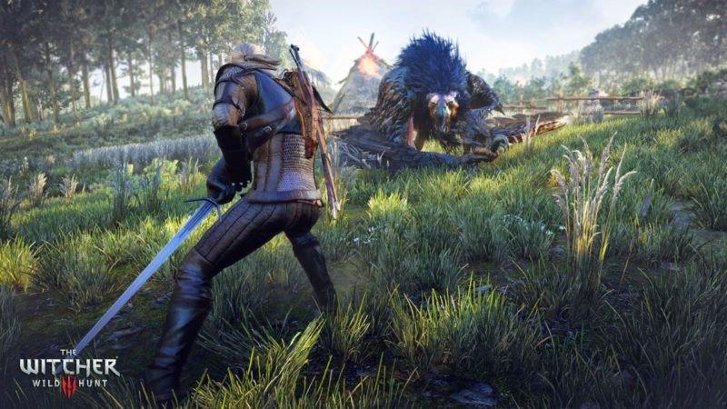 Witcher 3 Best Fantasy Video Game