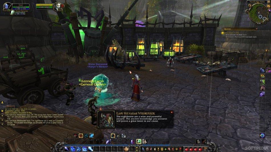 World of Warcraft Retail Best Fantasy Video Game