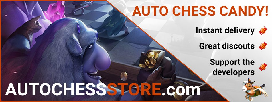 Auto Chess Guide - #GolfClub